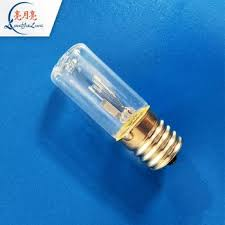 52mm 10v 3w uv germicidal mini lamp amalgam quartz uvc light for