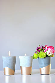 Candle Holders Decorated With Flowers Best 25 Candle Vases Ideas On Pinterest Diy Candle Vases Green