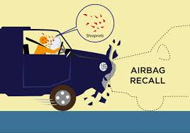 lexus recall airbag 2017 what to do if your car has an airbag recall