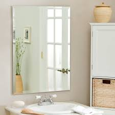 bathrooms mirrors ideas bathroom wooden bathroom mirrors good home design unique on room