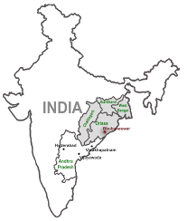 Blank Image Of India Map by Miriam Hyman Memorial Trust Uk Registered Charity