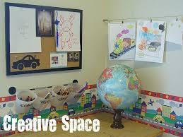 trend cork board kids room 17 for organizing kids rooms storage