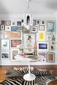 gallery wall eclectic entryway and hallway images by burnham