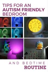 Bedroom Ideas Autism Tips For An Autism Friendly Bedroom And Bedtime Routine