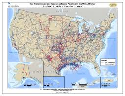 Map Performance Phmsa State Pipeline Performance Measures