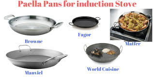 What Cookware Can Be Used On Induction Cooktop 5 Best Paella Pans For Induction Stove Cooktop Hob With Reviews