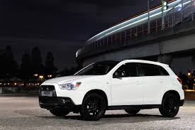 mitsubishi asx 2017 interior mitsubishi introduces the asx black edition