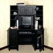 Office Desk With Hutch Storage Office Desk With Hutch Storage