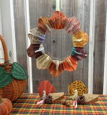 how to make a turkey for thanksgiving how to fold an origami turkey and make a thanksgiving wreath and