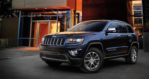 jeep grand cherokee limited options options the five jeep grand cherokee model offerings
