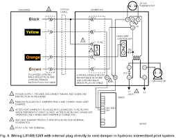 room thermostat wiring diagrams for hvac systems in aquastat