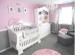 Pink And Gray Nursery Decor Baby Nursery Decor Beautiful Decoration Baby Nursery Ideas