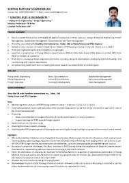 profile summary resume best ideas of stress engineer sample resume on worksheet ideas of stress engineer sample resume with format layout