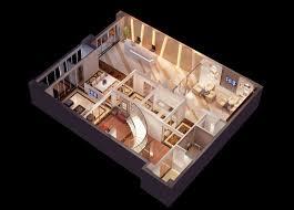 suite overlooking interior design model download 3d house