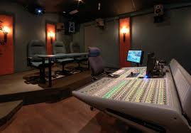 Recording Studio Mixing Desk by Studio Harmonie Recording Studio And Audio Post Production