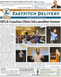 nfca fastpitch delivery february 2017 by national fastpitch