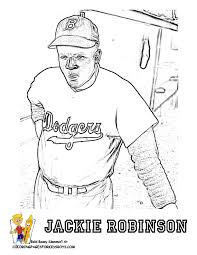 Jackie Robinson Coloring Page Coloring Beach Screensavers Com Jackie Robinson Coloring Page