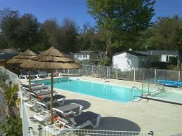 Piscine Benne by The Swimming Pool Of The Campsite Oceanic Camping L U0027oceanic