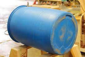 diy plastic barrel planter your projects obn