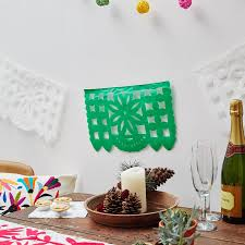 mexican christmas bunting by chilpa notonthehighstreet com