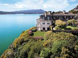 marin homes of the rich and famous echo times famous singer tony bennett s humble abode high up on the belvedere penninsula