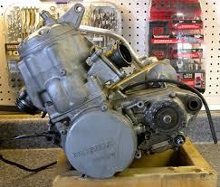 honda cr 500 cr500 engine build pictorial part 1