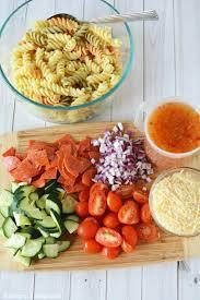 best pasta salad recipe easy pasta salad recipe the best pasta salad recipe and it is so easy