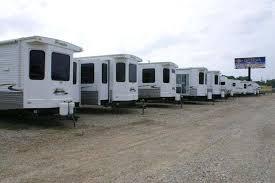 brands of park models destination trailers toy haulers street