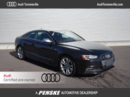 certified pre owned audi s5 used audi s5 at turnersville automall serving south jersey nj