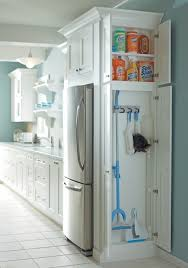 12 inch broom cabinet vibe utility organizer cabinet kitchen other by