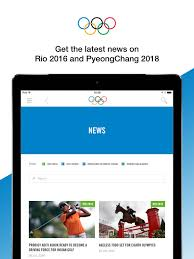 the olympics official app for the olympic games on the app store