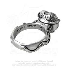 betrothal ring heart betrothal ring alchemy bower troth