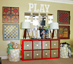 decorating with kids toys the chic site