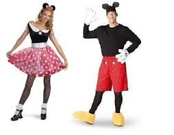 Minnie Mouse Halloween Costumes Adults Mickey Mouse Minnie Mouse Costumes Halloween