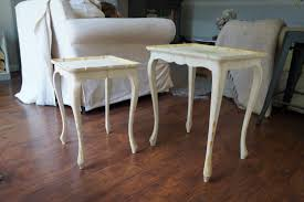 60s Style Furniture Using Family Hand Me Down Furniture Seeking Lavendar Lane