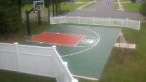 100 backyard basketball court size 6 slam dunk reasons to