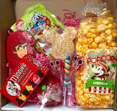 Snacks Delivered Disney Subscription Box Review Boxney Receive Disney Treats And