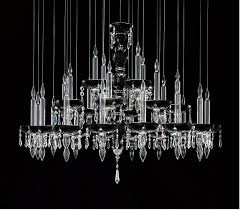 Lustre Baroque Ikea by