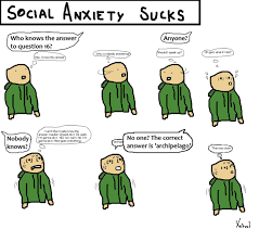 Social Anxiety Meme - social anxiety sucks meme guy
