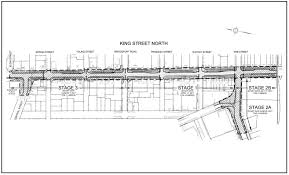 Waterloo Station Floor Plan by Uptown Streetscape Improvement City Of Waterloo