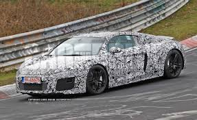 audi supercar black 2016 audi r8 spied u2013 news u2013 car and driver