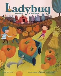 ladybug magazine cricket media