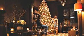 christmas tree house time traveler s wife house christmas tree hooked on houses