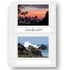 4x6 photo pages weight 4x6 photo pocket pages with id labels exposures