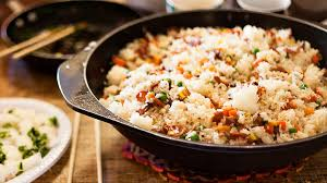 chien cuisine pork fried rice com chien recipe sbs food