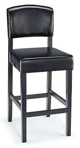 White Wooden Bar Stool Bar Stool Black Wood Extra Tall Bar Stools With Padded Seating