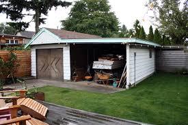 backyard garage the garage dilemma chezerbey