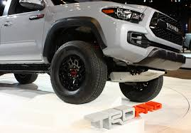 toyota tacoma road wheels 2017 toyota tacoma trd pro pictures and specs