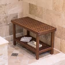 durable teak bath stool u2014 teak furnitures