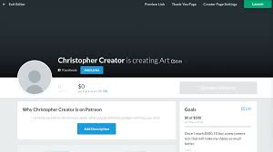 building your patreon page just got 10x easier the patreon blog